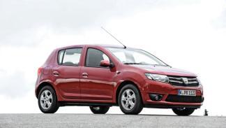Dacia Sandero, menor pérdida de valor en euros