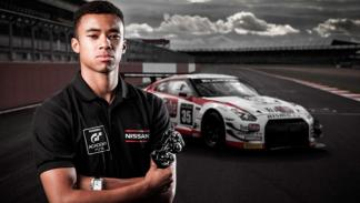 GT Academy 2014 Jann Mardenborough
