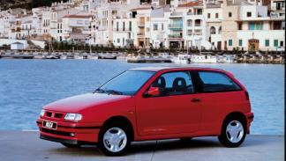 Segunda generación del Seat Ibiza