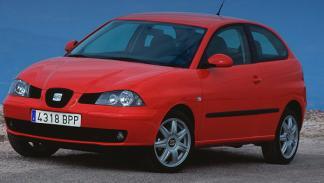 Tercera generación del Seat Ibiza