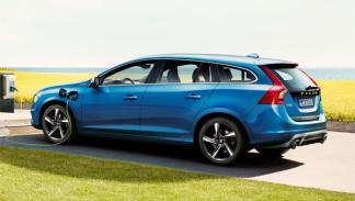 Volvo V60 Plug-in Hybrid R-Design trasera
