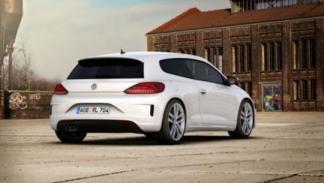 Volkswagen Scirocco R-Line 2014