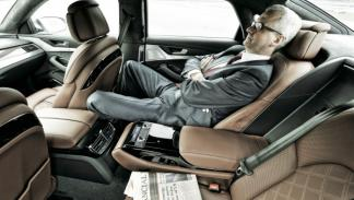 Comparativa Audi S8/Mercedes S 63 AMG/Jaguar XJR