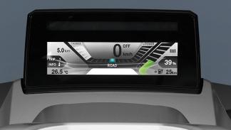 BMW C Evolution relojes