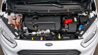 Seguramente, la versión más vendida será el Ford Tourneo Courier 1.6 Duratorq TD