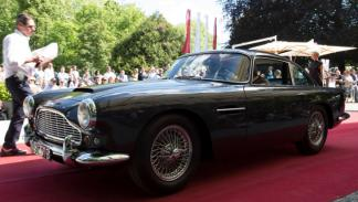 Aston Martin DB4 SS