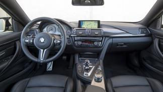 Nuevo BMW M4 interior