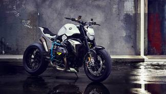 BMW Concept Roadster tres cuartos