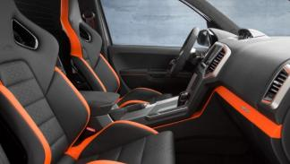 Volkswagen Amarok Power Concept interior