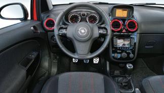 Opel Corsa 1.4 T salpicadero