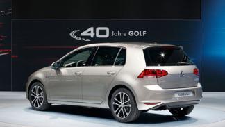 VW Golf Edition trasera