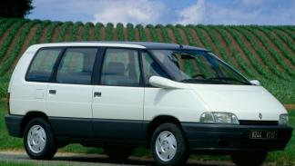 30 años Renault Espace