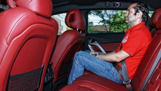 Citroen DS5 BlueHDI 180 Sport interior