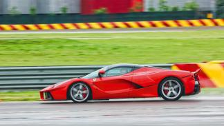 Ferrari LaFerrari lateral