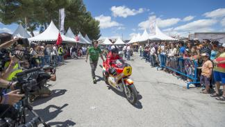 Jarama Vintage Festival 2014 motos