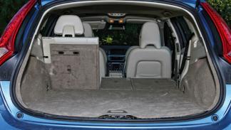 Maletero del Volvo V60