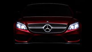 Mercedes CLS 2015 delantera