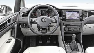 VW Golf Sportsvan/Nissan Qashqai