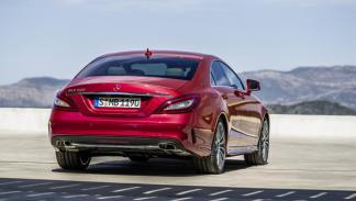 Mercedes CLS 2015 trasera