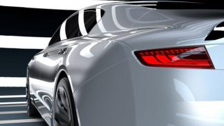 Qoros 9 Sedan Concept  trasera
