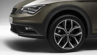 Seat León X-Perience suspension