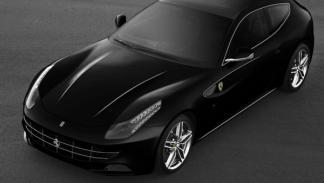 Ferrari FF Dressage