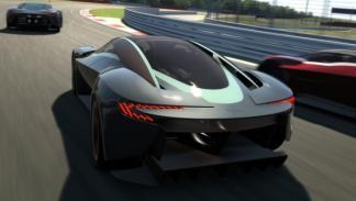 Aston Martin Vision GT