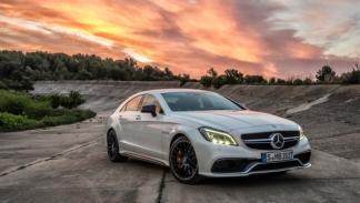 El Mercedes CLS 63 AMG Coupé se presentará el próximo mes de septiembre