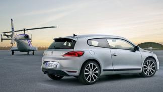 volkswagen scirocco 2014 lateral