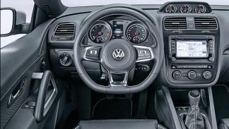 volkswagen scirocco 2014 interior