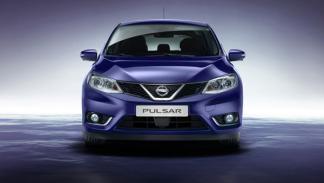 Nissan Pulsar frontal