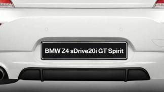 BMW Z4 sDrive20i GT Spirit placa