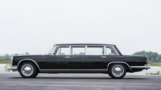 Mercedes 600 Pullman Mao Tse-Tun lateral