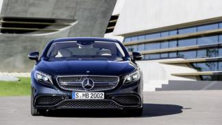 Mercedes S 65 AMG Coupé frontal