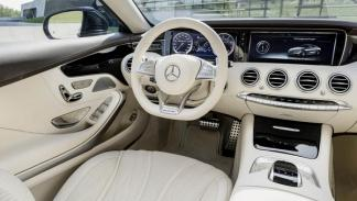Mercedes S 65 AMG Coupé interior
