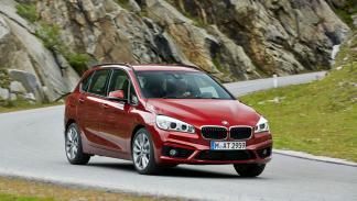 BMW Serie 2 Active Tourer cuartos