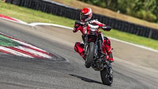 Ducati Hypermotard SP 2015 caballito