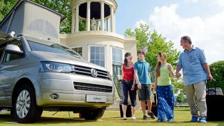 Hotel VW California