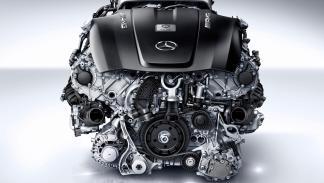 Motor AMG 4.0 V8 Biturbo - Mecánica