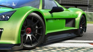 Supercoches en Project CARS: Koenigsegg