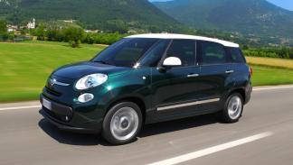 Fiat 500L Living Pop Star delantera