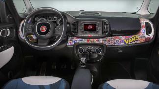 Fiat 500L Vans Concept salpicadero
