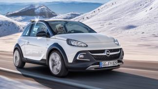 Opel Adam Rocks dinámica