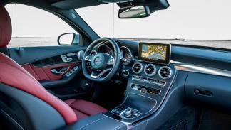 Mercedes Clase C 2014 interior