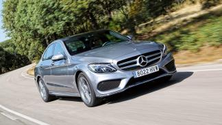 Mercedes C 220 BlueTEC frontal