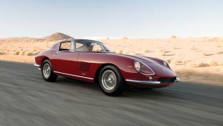 RM Auctions subasta el Ferrari 275 GTB/4 de Steve McQueen