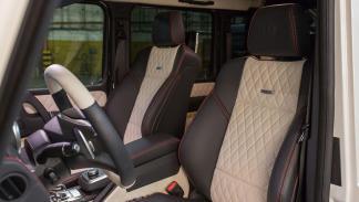 Carlsson G63 AMG 6x6 interior