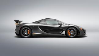 McLaren P1 lateral