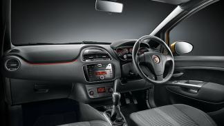 Fiat Punto Evo India salpicadero
