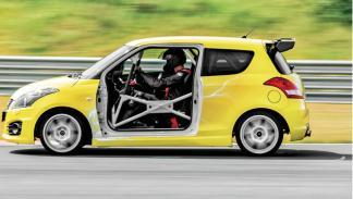 Suzuki Swift Sport Hayabusa lateral